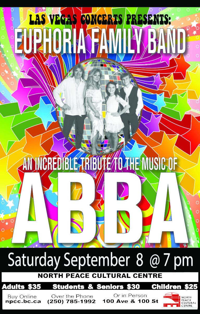 FAMILY TRIBUTE TO ABBA